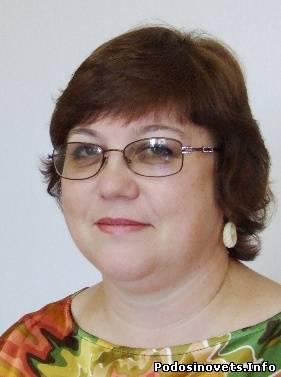 Ольга Алексеевна Легких, заместитель директора филиала ФГБУ «ФКП Росреестра» по Кировской области